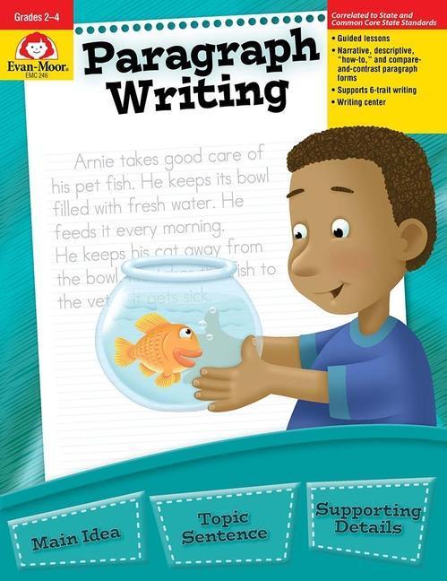 Paragraph Writing als Taschenbuch