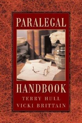 The Paralegal Handbook als Taschenbuch