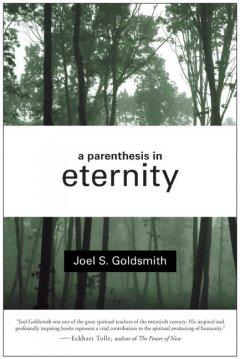 A Parenthesis in Eternity: Living the Mystical Life als Taschenbuch