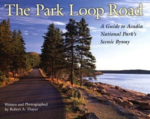 The Park Loop Road als Taschenbuch