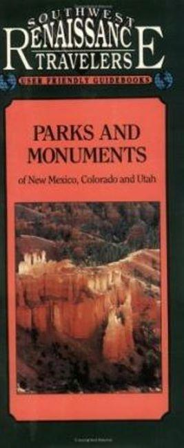 Park & Monuments of New Mexico, Colorado and Utah als Taschenbuch