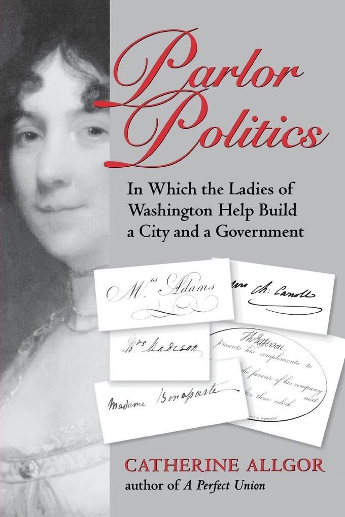 Parlor Politics als Taschenbuch