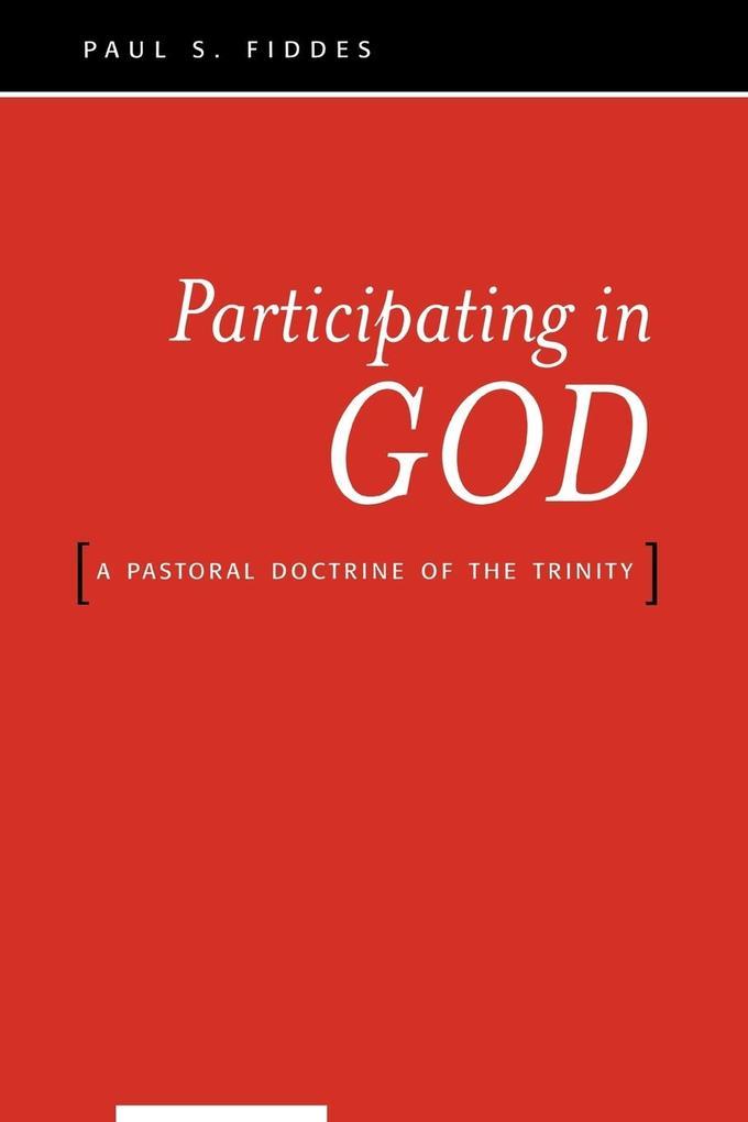 Participating in God als Taschenbuch