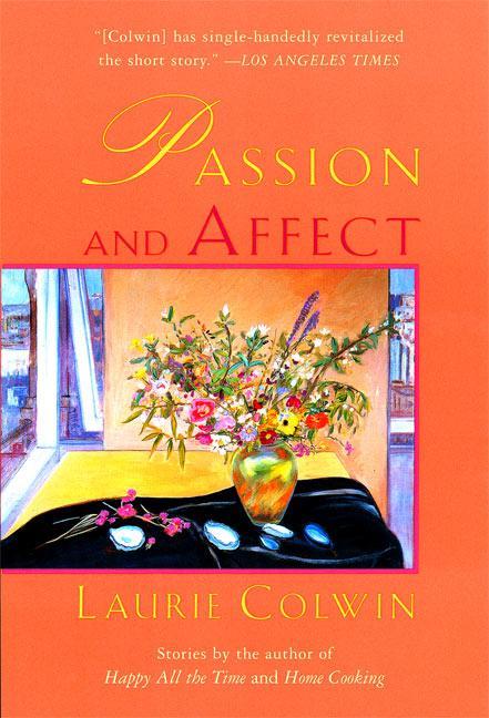 Passion and Affect als Taschenbuch