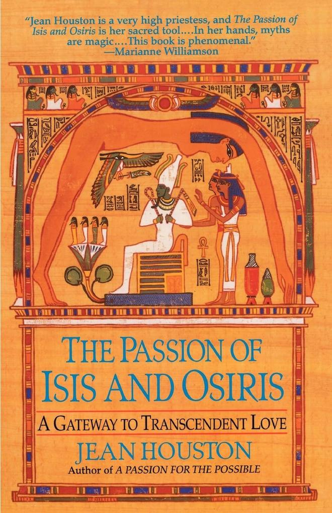 The Passion of Isis and Osiris als Taschenbuch