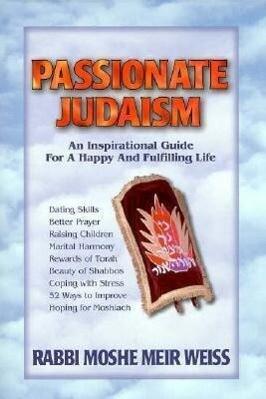 Passionate Judaism als Buch