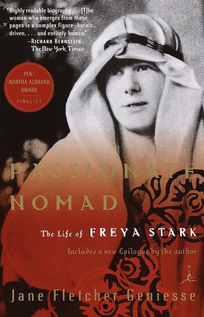 Passionate Nomad als Taschenbuch