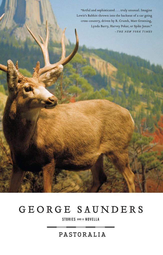 Pastoralia als Taschenbuch