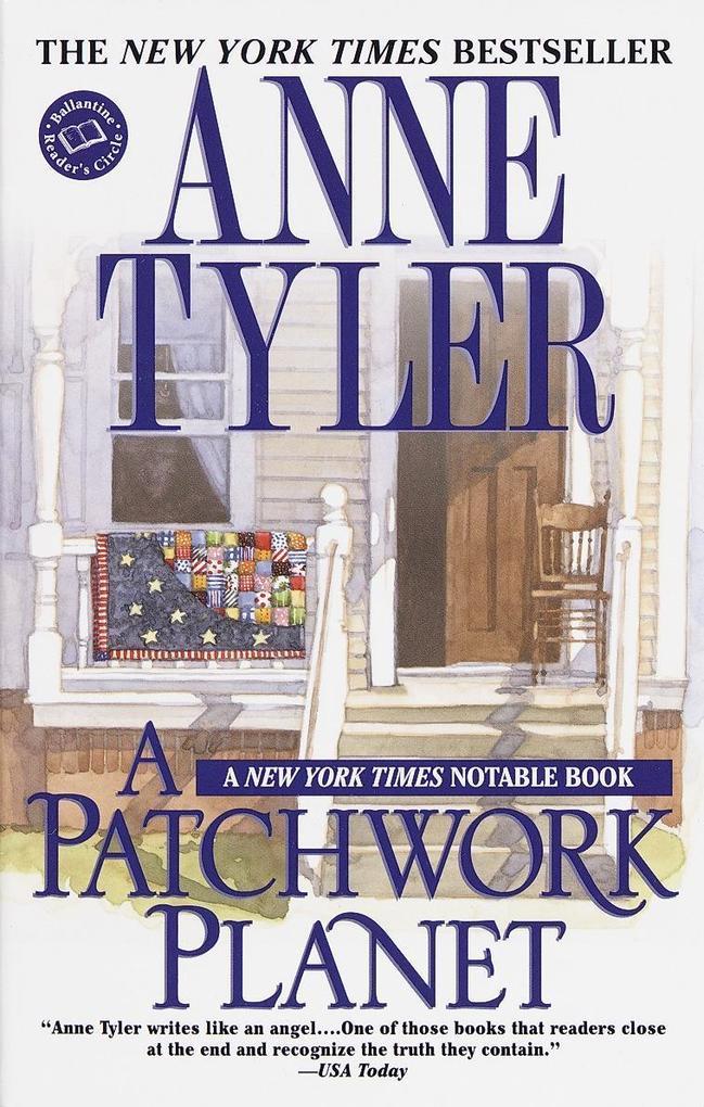 A Patchwork Planet als Taschenbuch