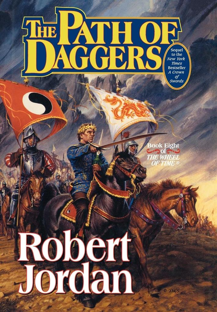 The Path of Daggers: Book Eight of 'the Wheel of Time' als Buch