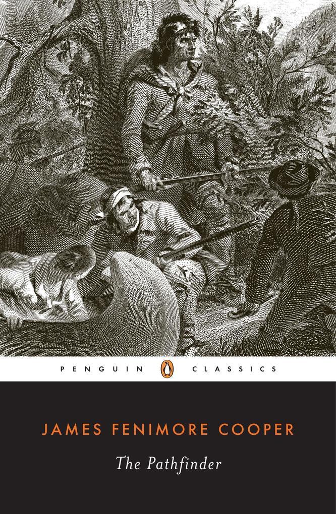 The Pathfinder: Or the Inland Sea als Taschenbuch