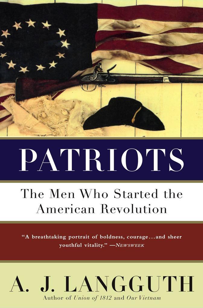 Patriots als Taschenbuch