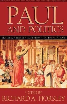 Paul and Politics als Taschenbuch