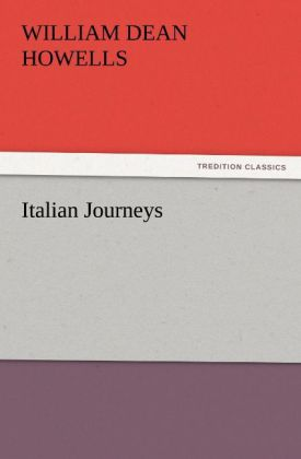 Italian Journeys als Buch
