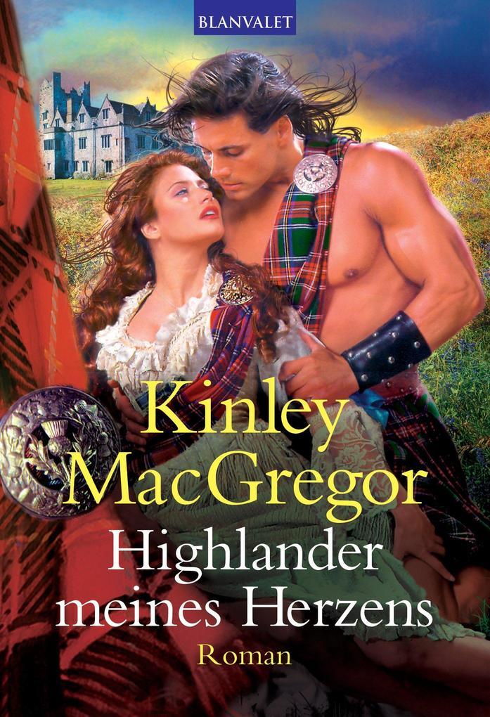Highlander meines Herzens als eBook epub