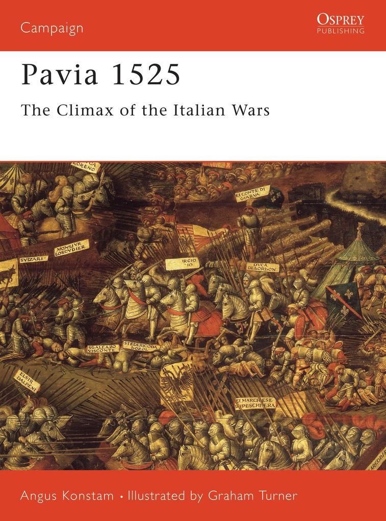 Pavia, 1525 als Taschenbuch