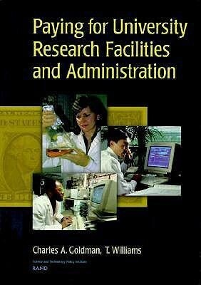 Paying for University Research Facilities and Administration als Taschenbuch