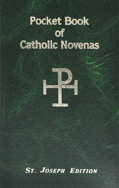 Pocket Book of Catholic Novenas als Taschenbuch