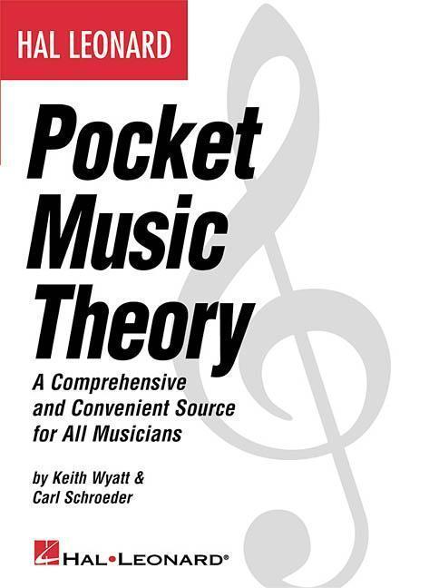 HAL LEONARD PCKT MUSIC THEORY als Taschenbuch