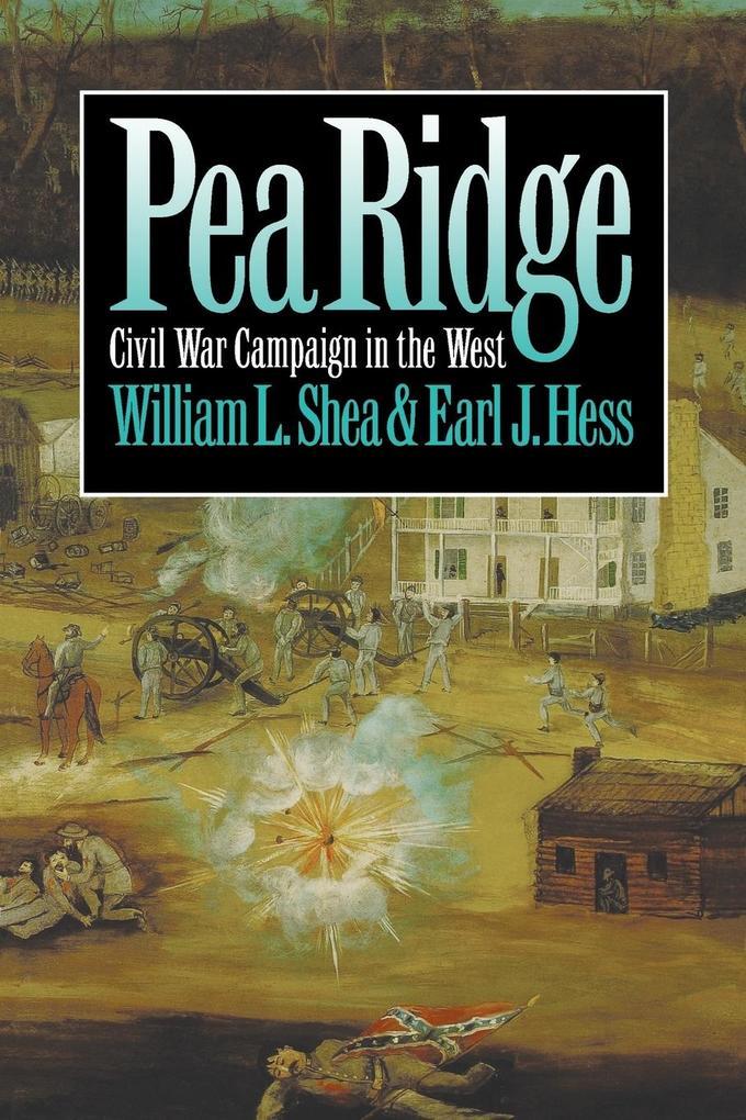 Pea Ridge als Taschenbuch