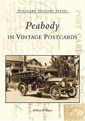 Peabody in Vintage Postcards als Taschenbuch