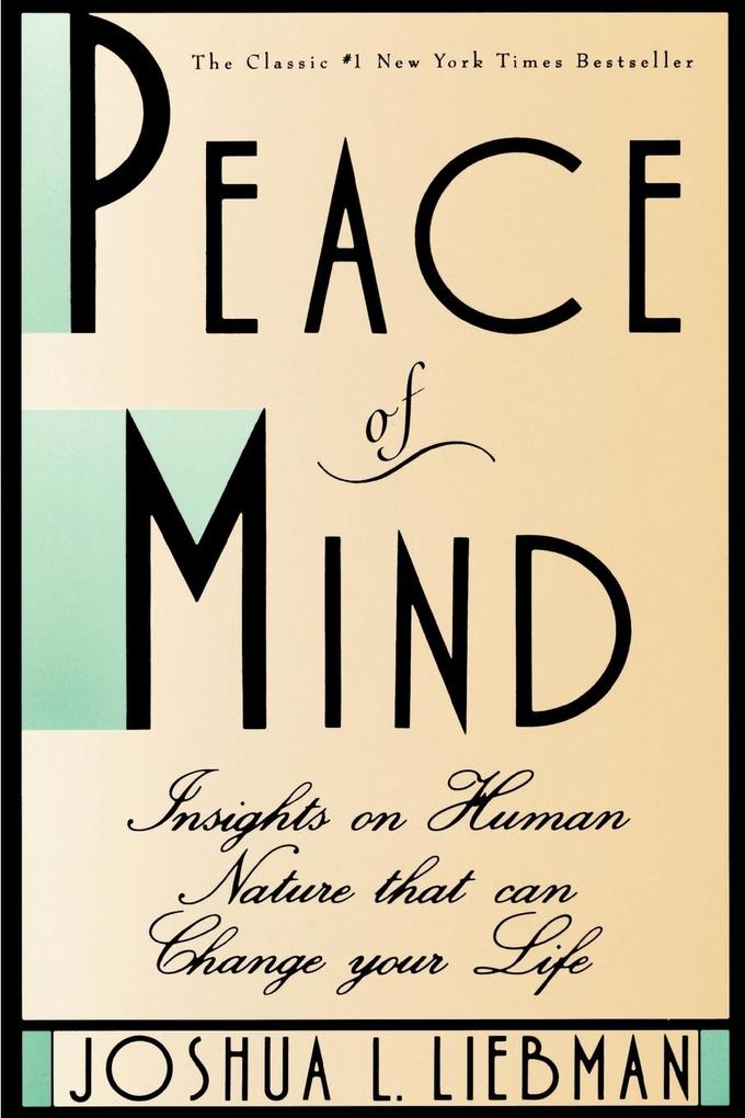 Peace of Mind als Taschenbuch