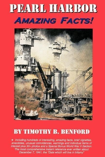Pearl Harbor Amazing Facts! als Taschenbuch