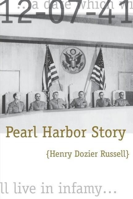 Pearl Harbor Story als Taschenbuch
