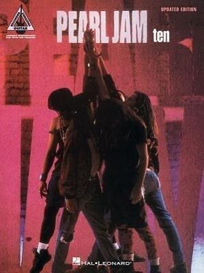 Pearl Jam - Ten: Updated Edition als Taschenbuch