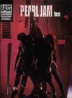 Pearl Jam - Ten als Taschenbuch