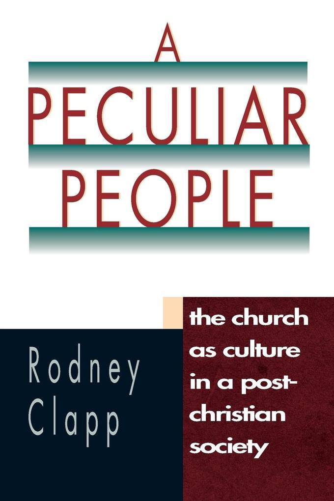 A Peculiar People als Taschenbuch