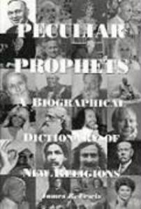 PECULIAR PROPHETS NEW/E als Taschenbuch