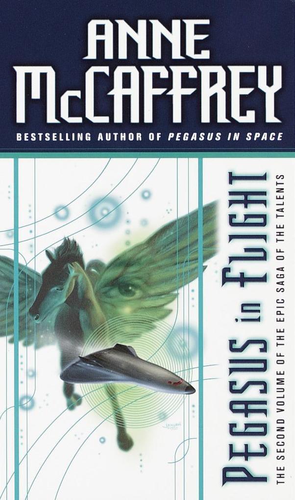 Pegasus in Flight als Taschenbuch