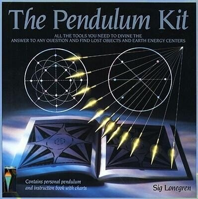 Pendulum Kit: All the Tools You Need to Divine the Answer to Any Question and Find Lost Objects and Earth Energy Centres als Taschenbuch