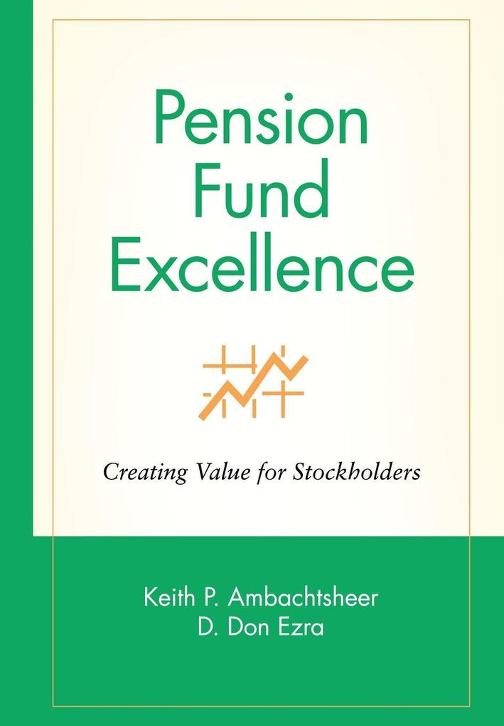 Pension Fund Excellence als Buch