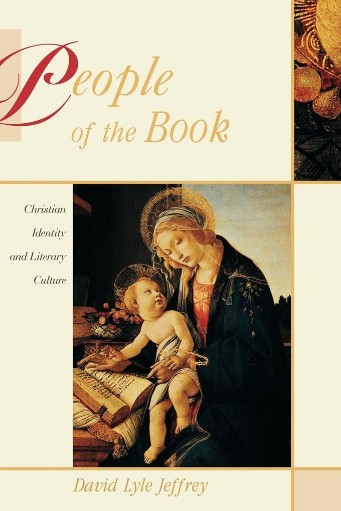 People of the Book: Christian Identity and Literary Culture als Taschenbuch
