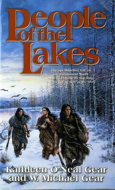 People of the Lakes als Taschenbuch
