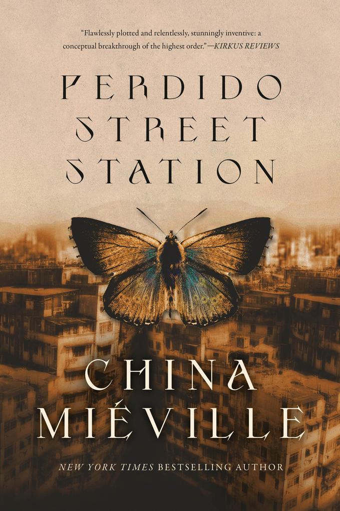 Perdido Street Station als Taschenbuch
