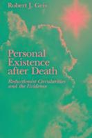 Personal Existence After Death als Taschenbuch