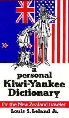 A Personal Kiwi-Yankee Dictionary als Taschenbuch