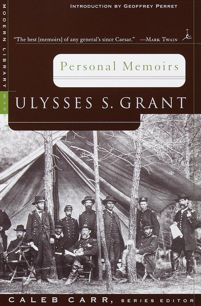 Personal Memoirs als Taschenbuch
