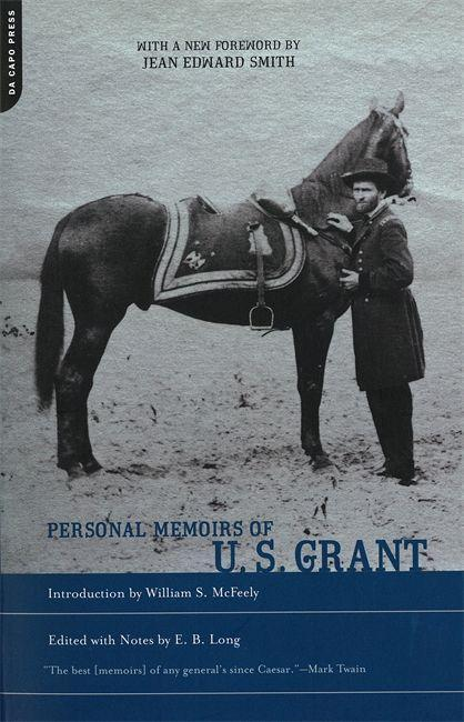 Personal Memoirs of U.S. Grant als Taschenbuch
