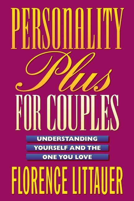 Personality Plus for Couples als Taschenbuch