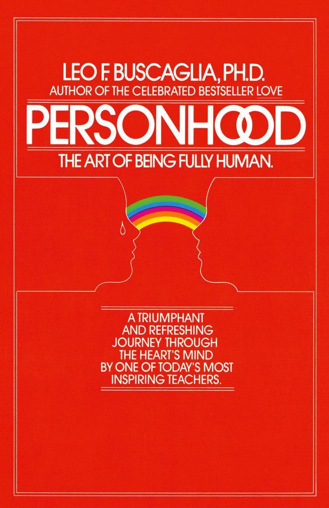 Personhood: The Art of Being Fully Human als Taschenbuch