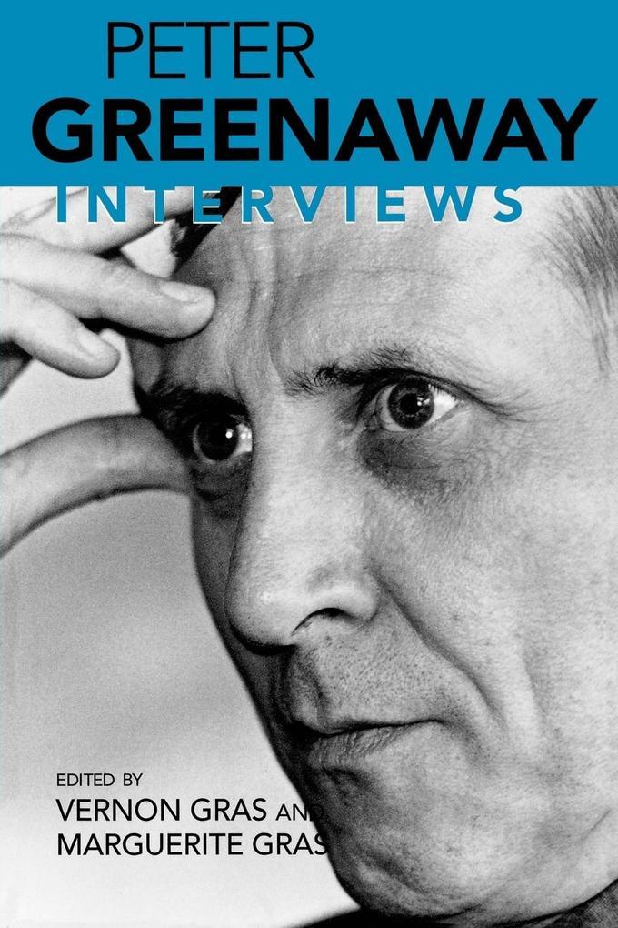 Peter Greenaway: Interviews als Taschenbuch