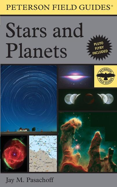 A Peterson Field Guide to Stars and Planets als Buch