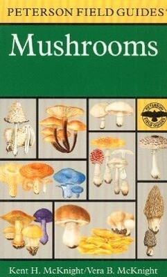 A Field Guide to Mushrooms: North America als Taschenbuch