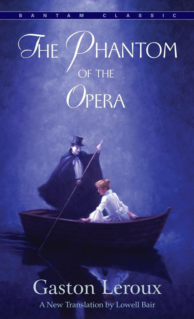 The Phantom of the Opera als Taschenbuch