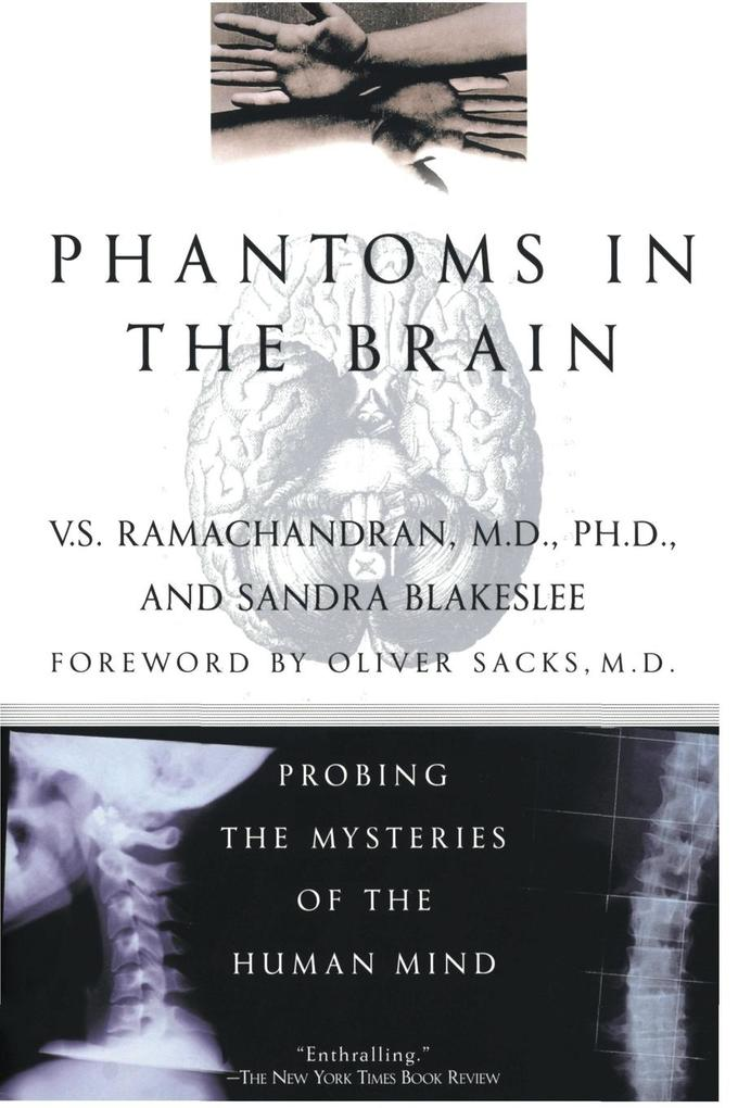 Phantoms in the Brain als Buch