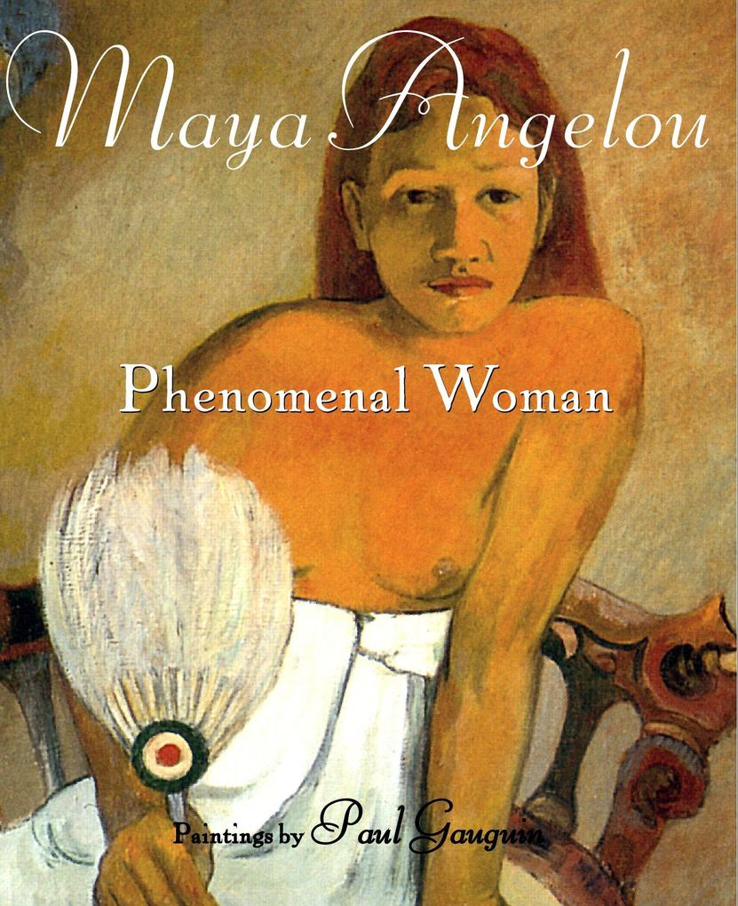 Phenomenal Woman als Buch